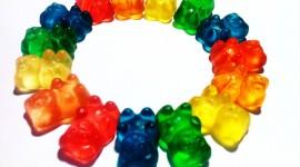 Gummy Bears Desktop Wallpaper For PC