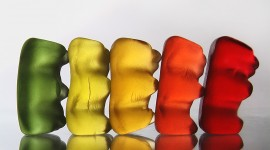 Gummy Bears Desktop Wallpaper HD