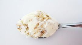 Ice Cream With Honey Desktop Wallpaper
