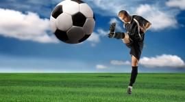 Kick Of The Ball Wallpaper 1080p