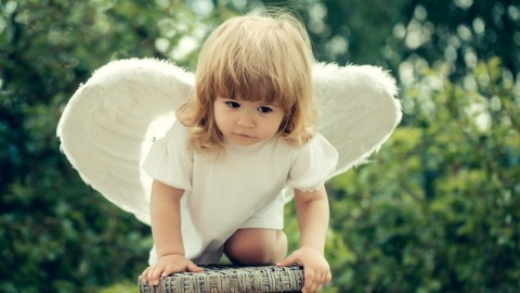 Little Angel wallpapers high quality