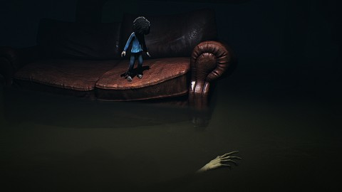Little Nightmares The Depths wallpapers high quality