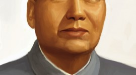 Mao Zedong Wallpaper For IPhone Free