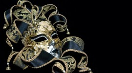 Masquerade Desktop Wallpaper Free