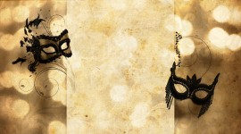 Masquerade Wallpaper Background