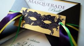 Masquerade Wallpaper Full HD