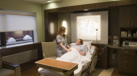 Maternity Hospital Wallpaper Background