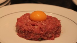 Meat Tartare High Quality Wallpaper