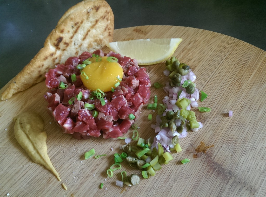 Meat Tartare wallpapers HD