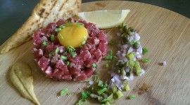 Meat Tartare Wallpaper