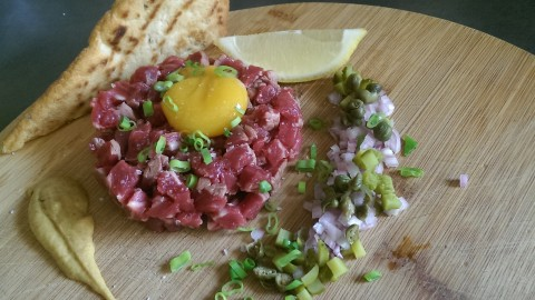Meat Tartare wallpapers high quality