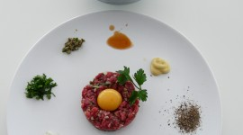 Meat Tartare Wallpaper For IPhone