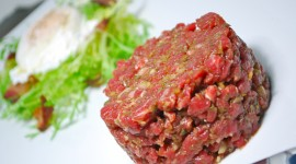 Meat Tartare Wallpaper HD