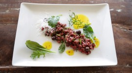Meat Tartare Wallpaper High Definition