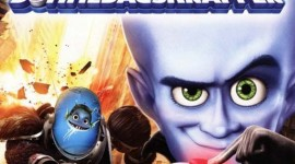 Megamind The Button Of Doom Wallpaper For IPhone