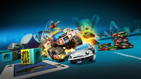 Micro Machines World Series wallpapers high quality