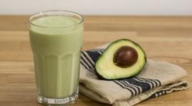 Milkshake With Avocado Wallpaper Download Free