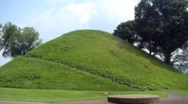 Mound Wallpaper