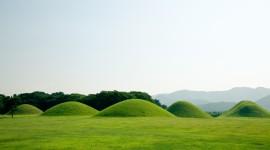 Mound Wallpaper Background