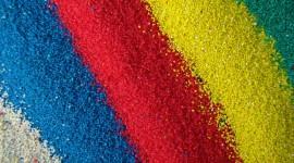 Multi Colored Sands Wallpaper