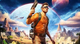 Outcast Second Contact Best Wallpaper