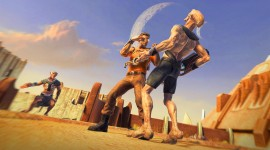 Outcast Second Contact Image