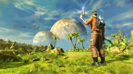 Outcast Second Contact Wallpaper For PC