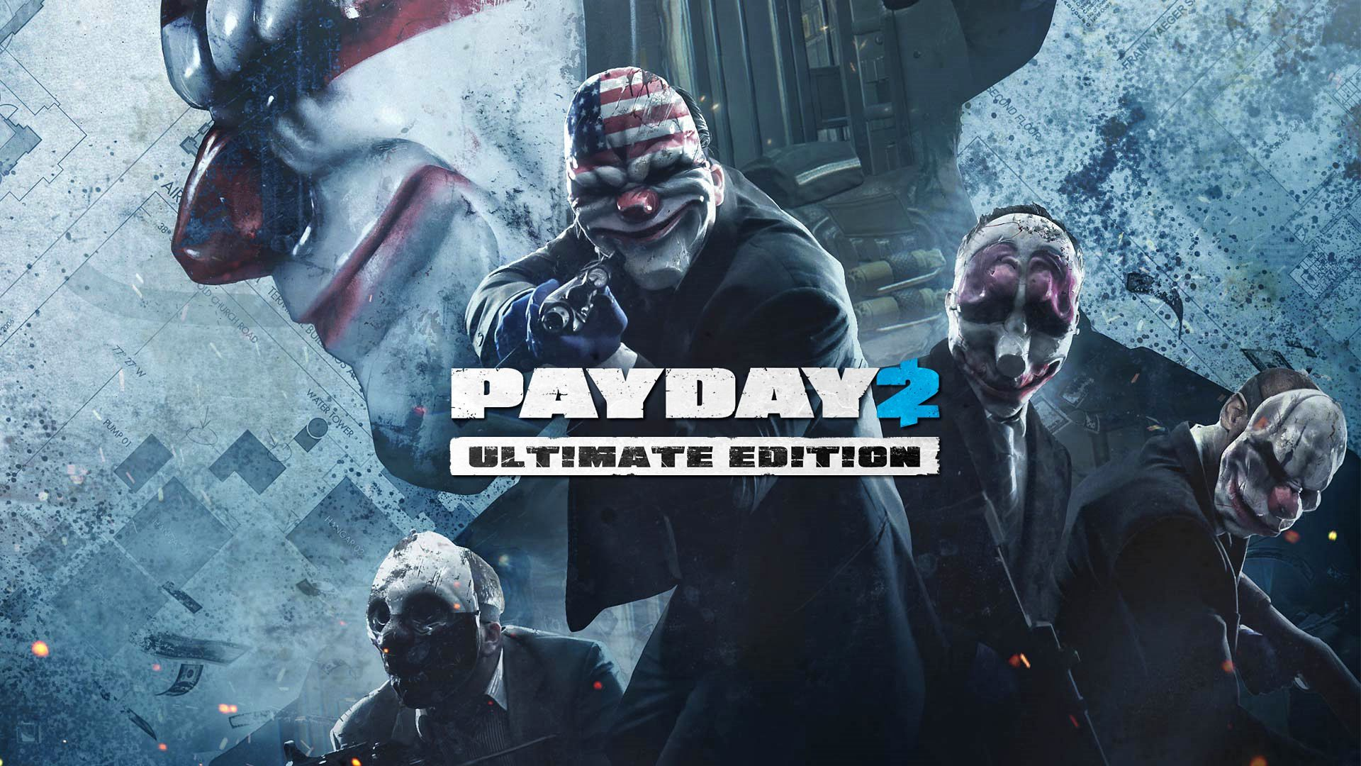 Payday 2 Ultimate Edition Wallpapers High Quality