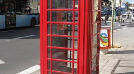 Phone Booth Wallpaper Download
