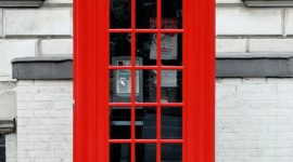 Phone Booth Wallpaper For IPhone 6