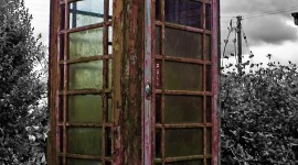 Phone Booth Wallpaper For IPhone Download