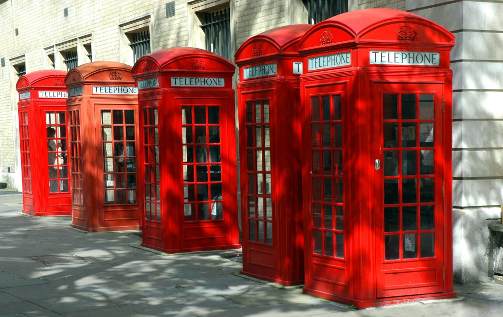 Phone Booth wallpapers HD