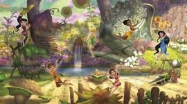 Pixie Hollow Games Desktop Wallpaper