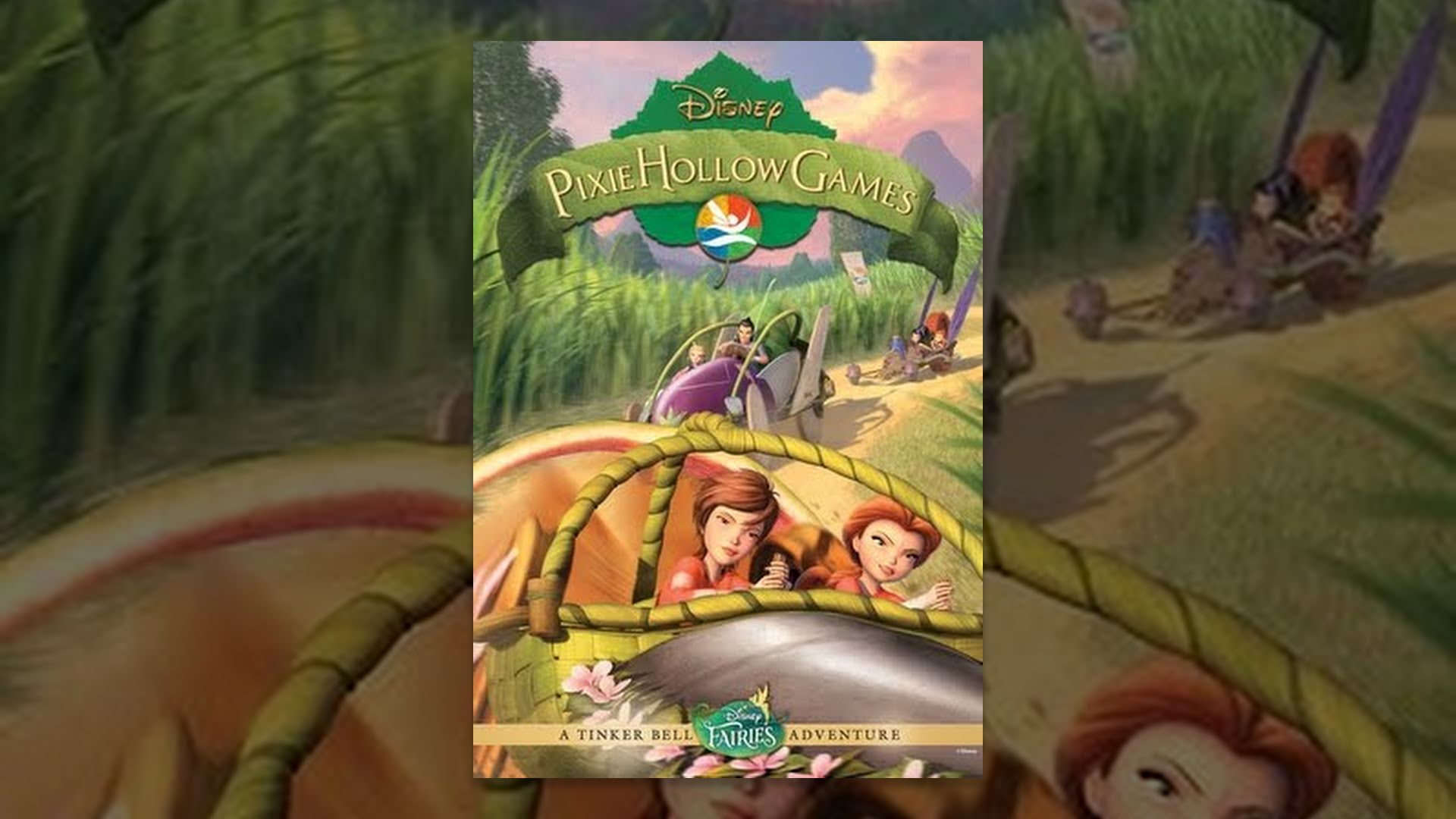 tinkerbell pixie hollow games full movie download