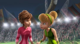 Pixie Hollow Games Wallpaper Full HD