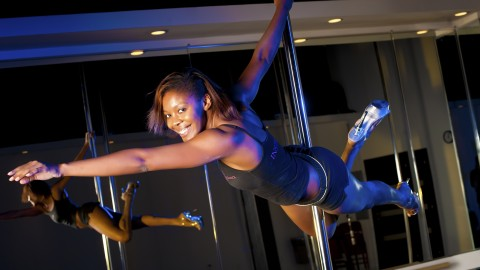Pole Dance Studio wallpapers high quality