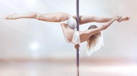 Pole Dance Studio Desktop Wallpaper HD