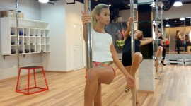 Pole Dance Studio Wallpaper For Android