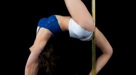 Pole Dance Studio Wallpaper For IPhone