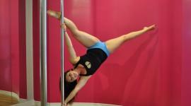 Pole Dance Studio Wallpaper For PC