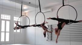 Pole Dance Studio Wallpaper Free
