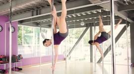 Pole Dance Studio Wallpaper Full HD