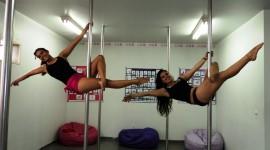 Pole Dance Studio Wallpaper HQ#1