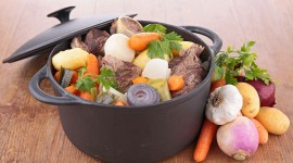 Pot-Au-Feu Desktop Wallpaper HD