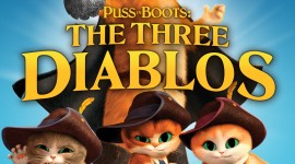 Puss In Boots The Three Diablos For IPhone