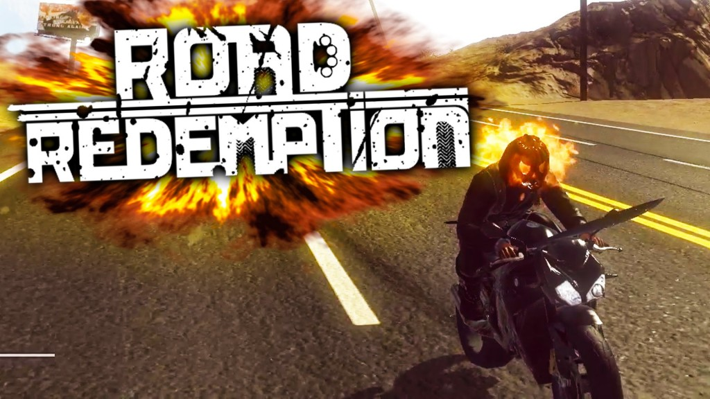 Road Redemption wallpapers HD