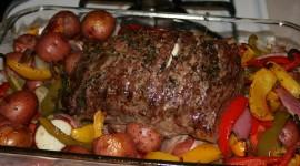 Roast Beef Photo