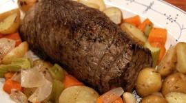 Roast Beef Photo Free
