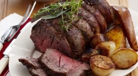Roast Beef Photo Free#1