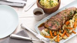 Roast Beef Wallpaper Download